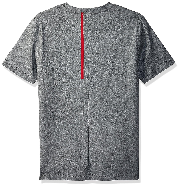 PUMA Mens Ferrari Big Shield T-Shirt