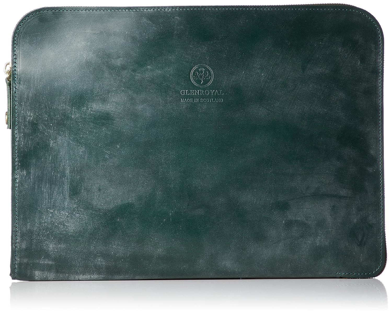 [グレンロイヤル] クラッチバッグ NEW CLUTCH BRIEFCASE 02-5625 B0788C71GCボトルグリーン