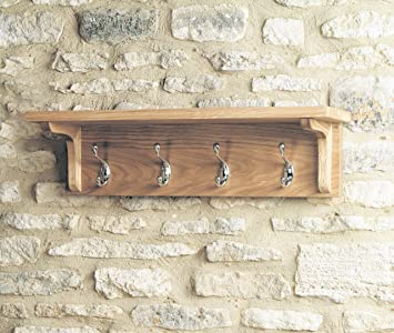 baumhaus mobel oak wall mounted coat rack baumhaus mobel solid oak mounted widescreen