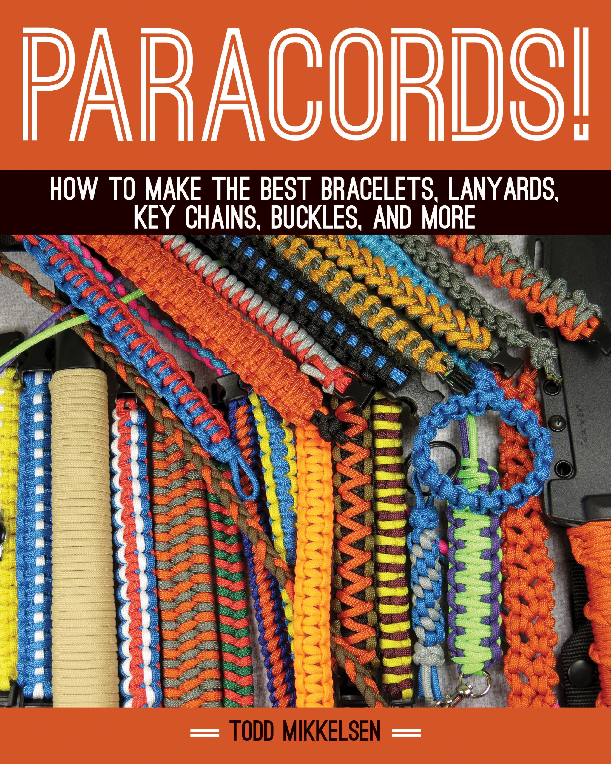 Paracord Bracelets Lanyards Chains Buckles