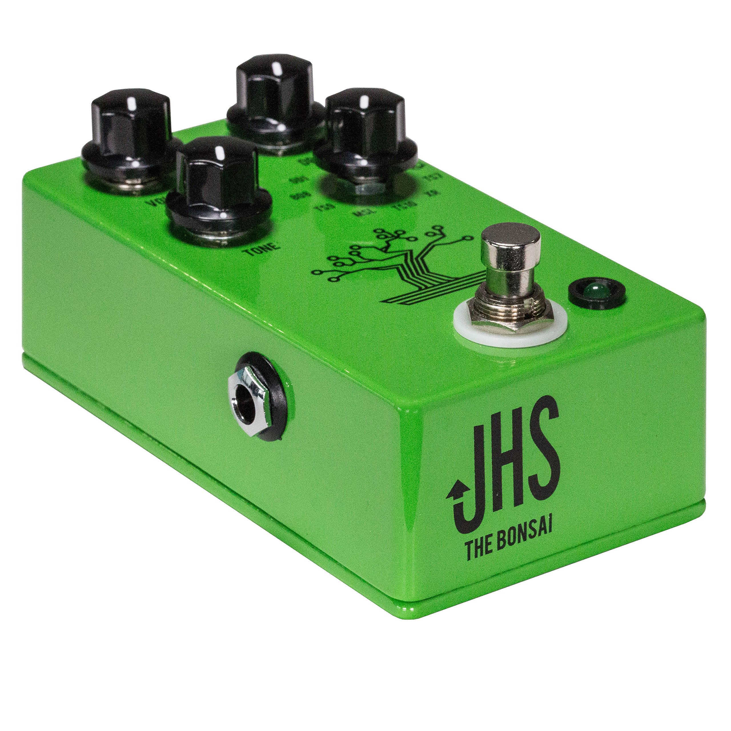 JHS Bonsai 9-Way Screamer Overdrive Guitar Effects Pedal by JHS Pedals (Image #4)