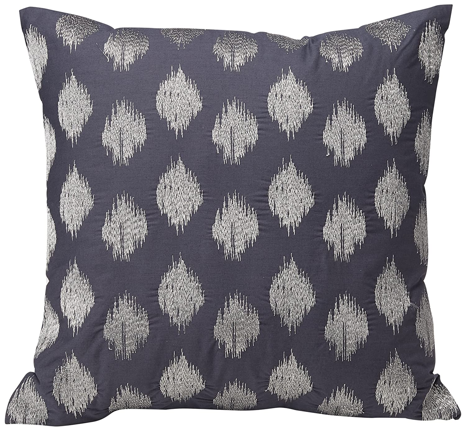 INK+IVY II30-546 Nadia Dot Square Pillow, 12x18, Navy 12x18