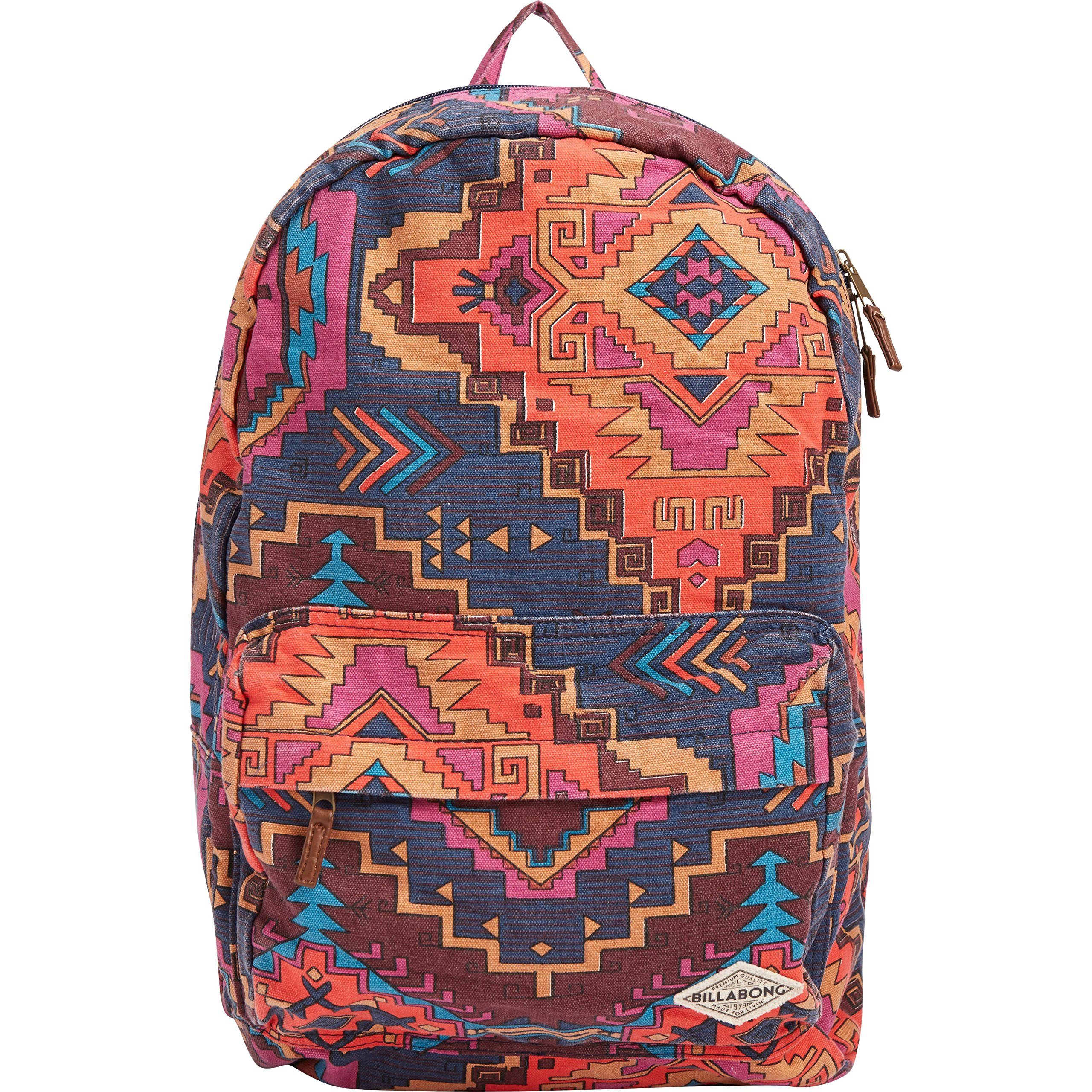 Billabong Women's Juniors Hand Over Love Backpack, Multi by Billabong (Image #1)