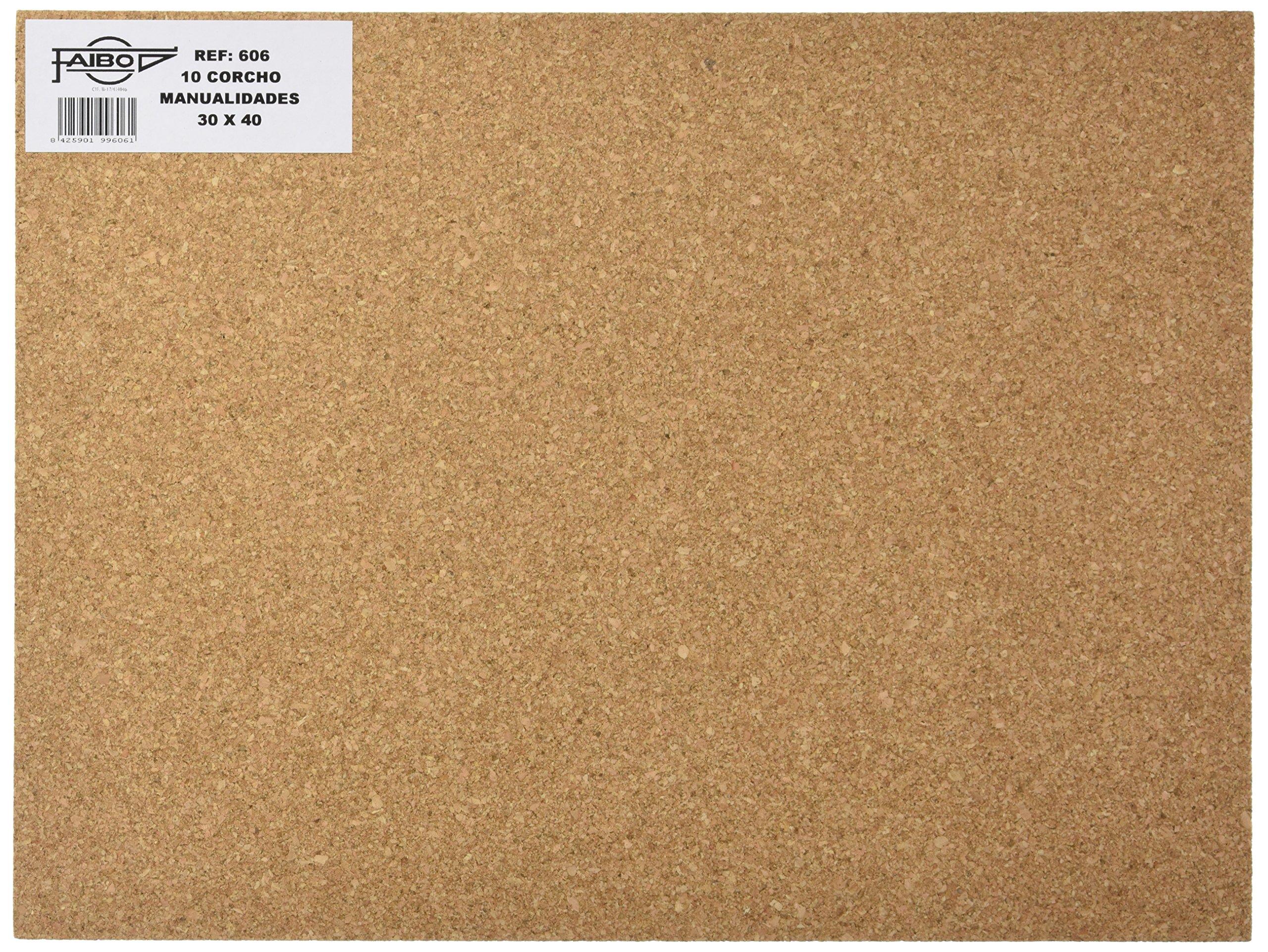 faibo 606–Iron Cork, Pack of 10