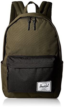 2d714446985 Amazon.com   Herschel Classic X-Large Backpack Forest Night Black ...