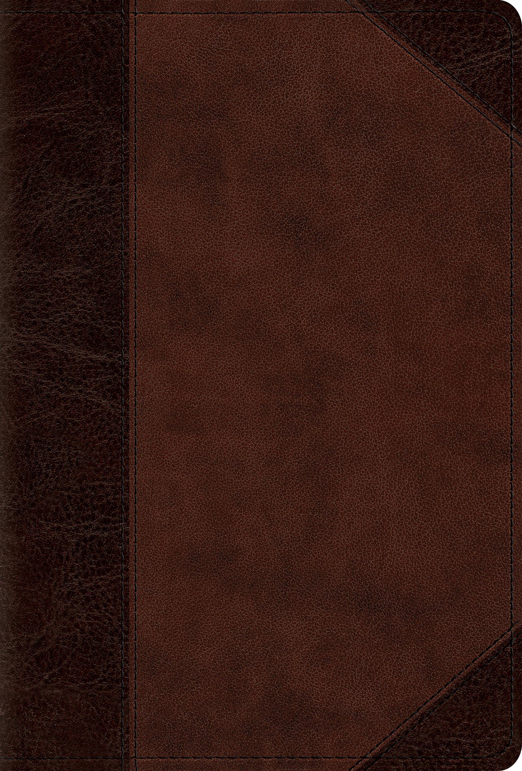 Devotional Psalter TruTone Walnut Portfolio product image