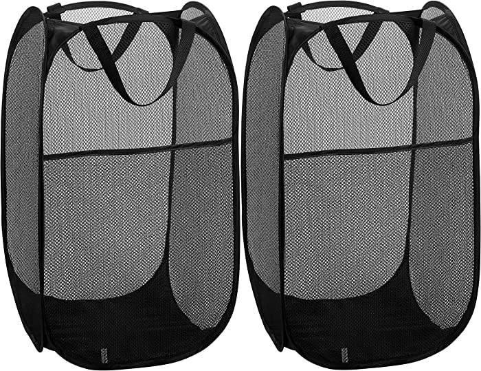 Top 9 Black Mesh Foldable Laundry