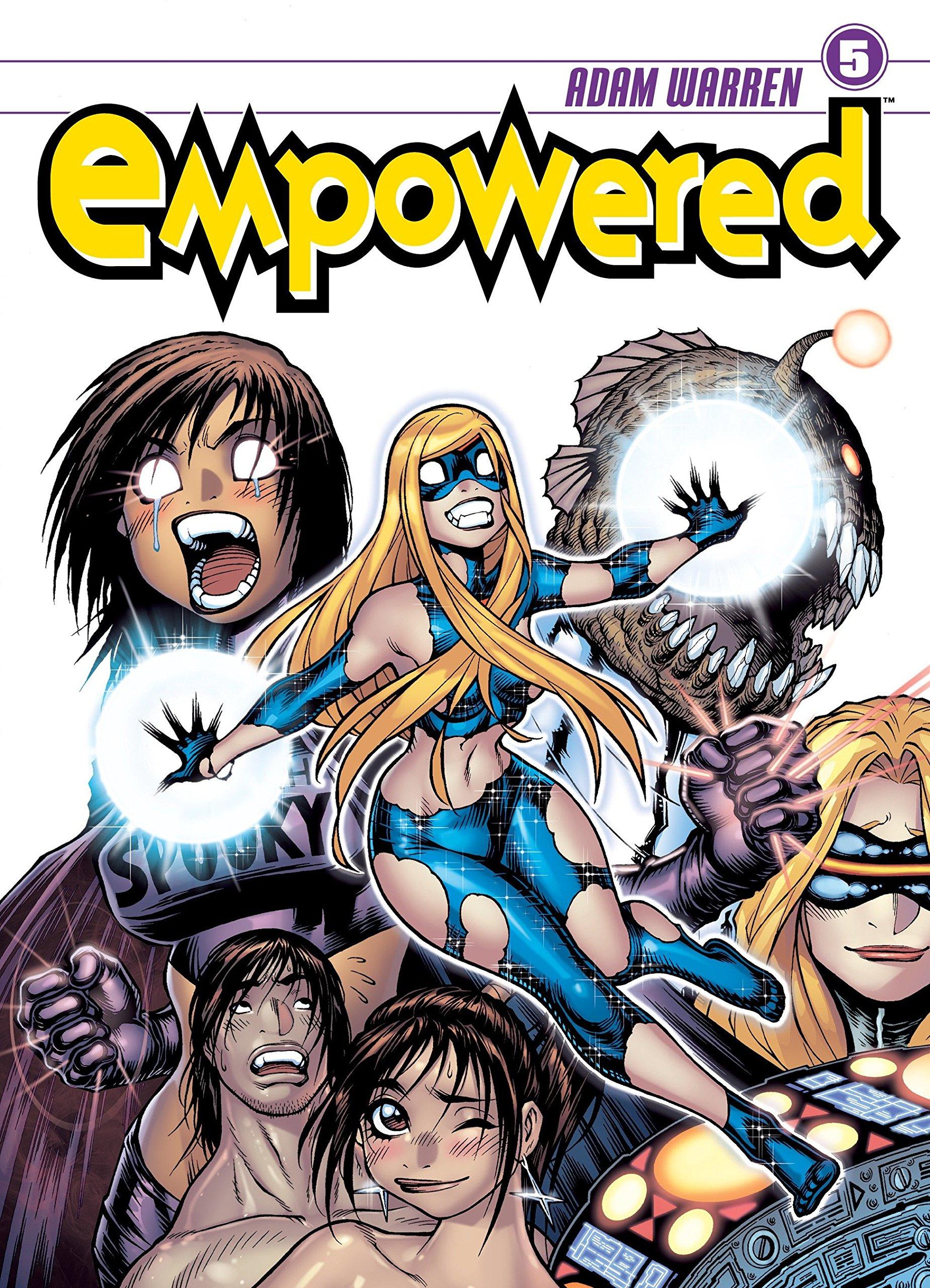 Empowered, Vol. 5 ebook