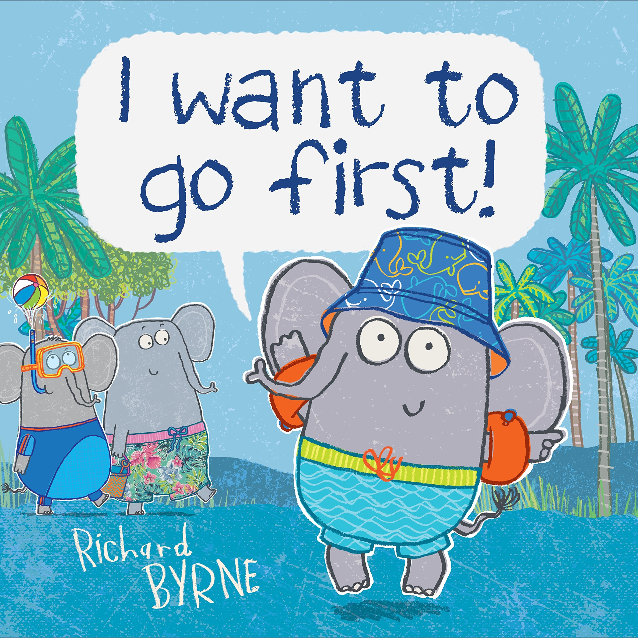 Read Online I want to go first! ebook