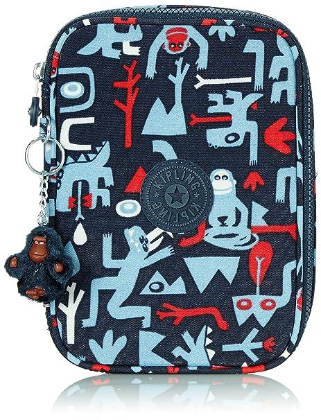Kipling K09405L11 - Estuche, (Monster Print): Amazon.es ...