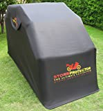 StormProtector® Quenched Steel Motorbike Motorcycle Scooter Mobility Waterproof Bike Cover Shelter Garage