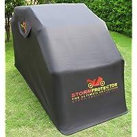 Abri Moto Housse De Protection Pour Moto StormProtector® Imperméable En Acier Trempé