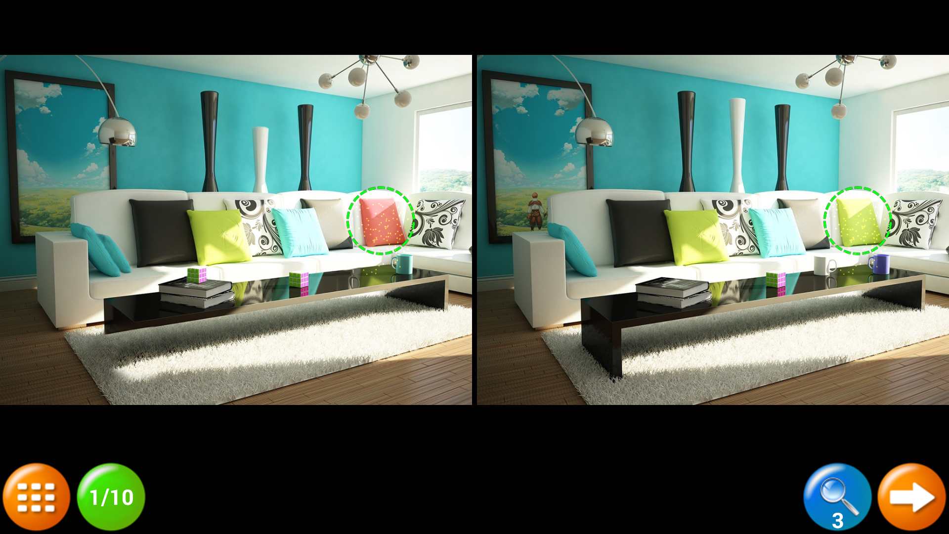 Amazon.com: Find The Differences Rooms: Appstore For Android
