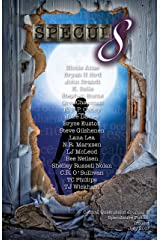 Specul8: Central Queensland Journal of Speculative Fiction - Issue 4 July 2017 Kindle Edition