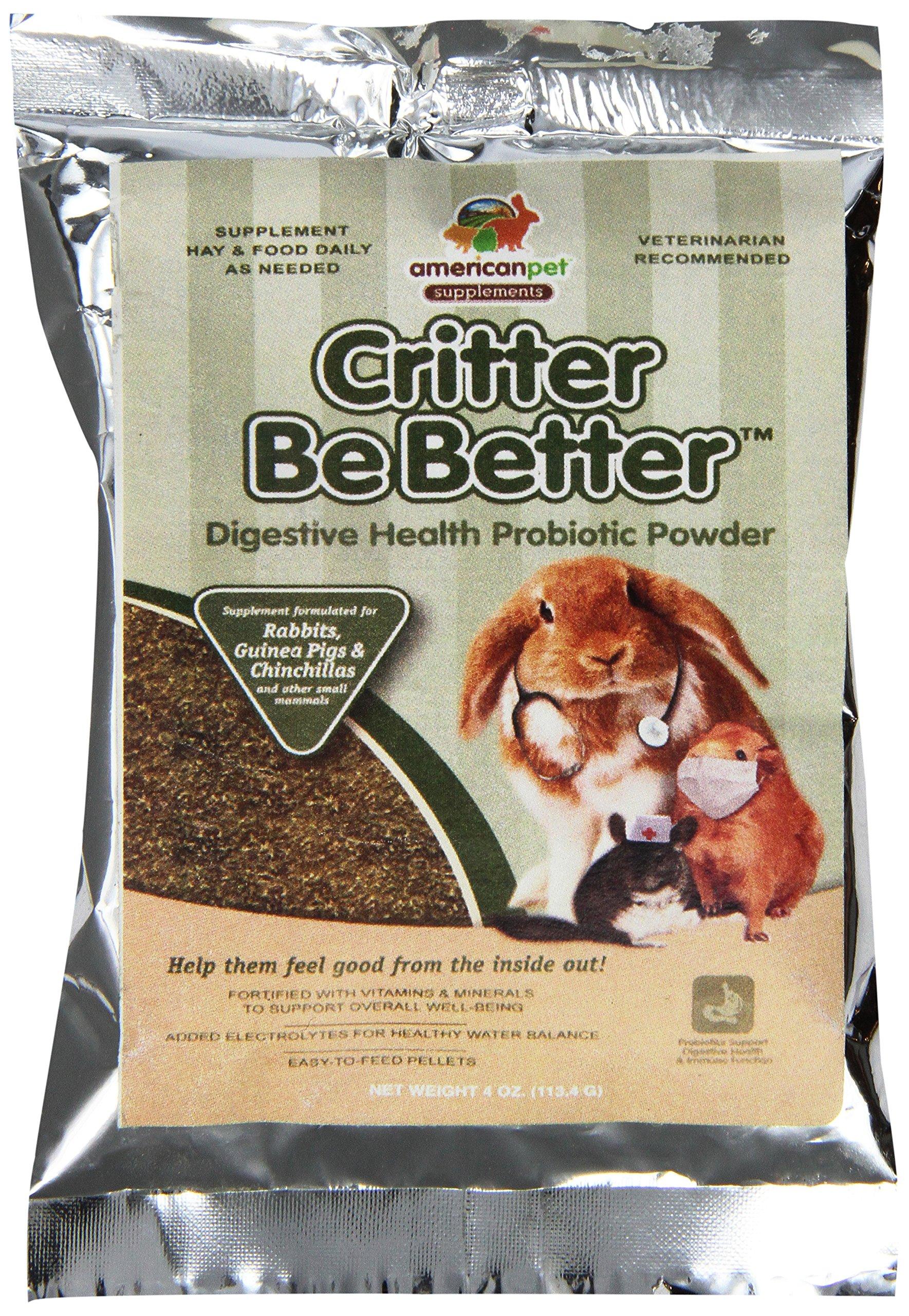 Cbb Digestive Health Powder, 4Oz, Purple by American Pet Diner