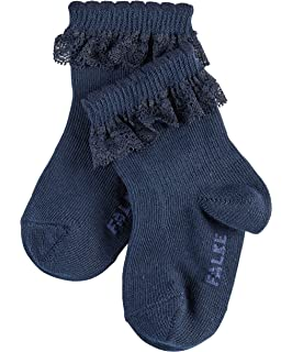 FALKE Baby-Unisex Socken Romantic Net