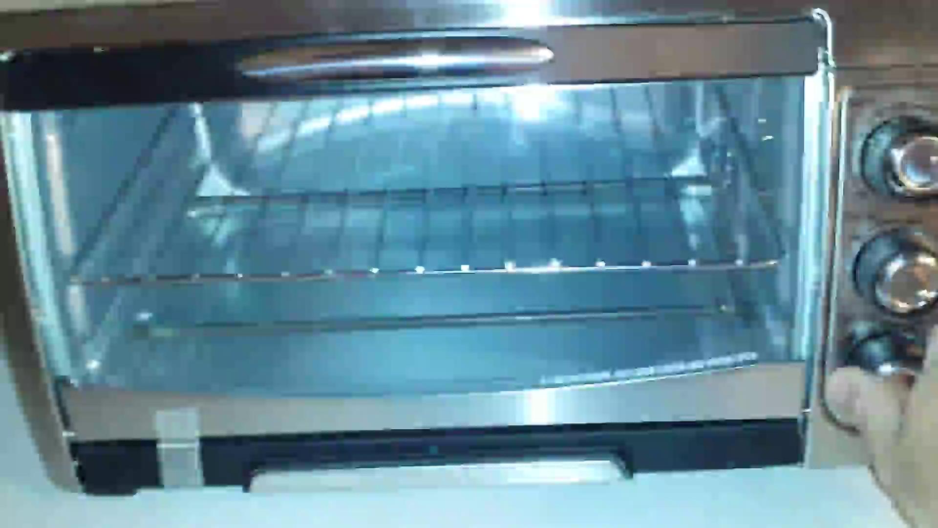 Amazon.com: Customer reviews: Hamilton Beach (31333) Toaster Oven ...