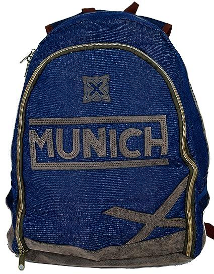 Mochila Munich Country doble bolsillo grande: Amazon.es: Ropa y accesorios