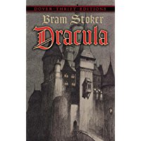 Dracula (Dover Thrift Editions) book cover