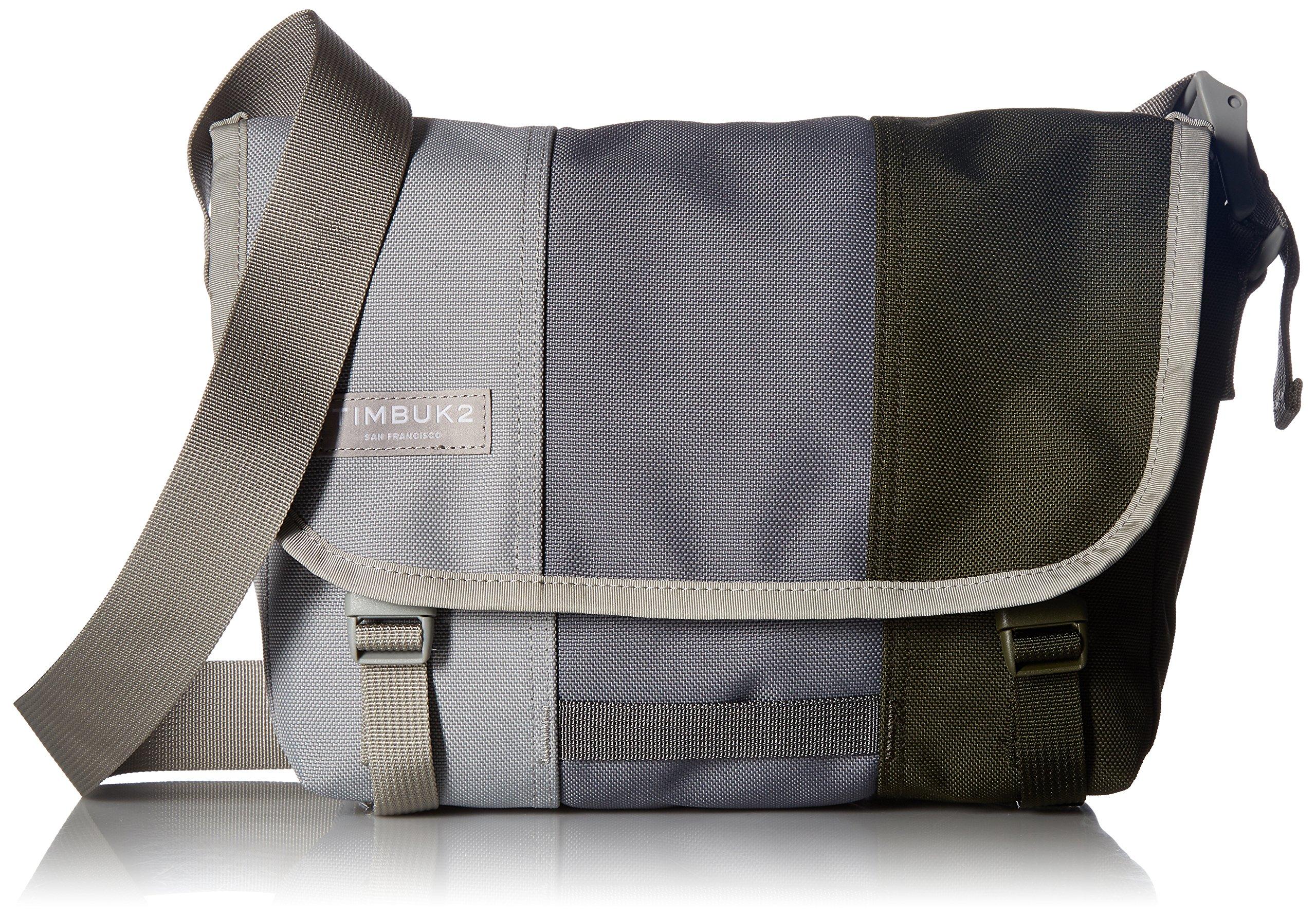 Timbuk2 Classic Tres Colores Messenger Bag, Cinder, X-Small