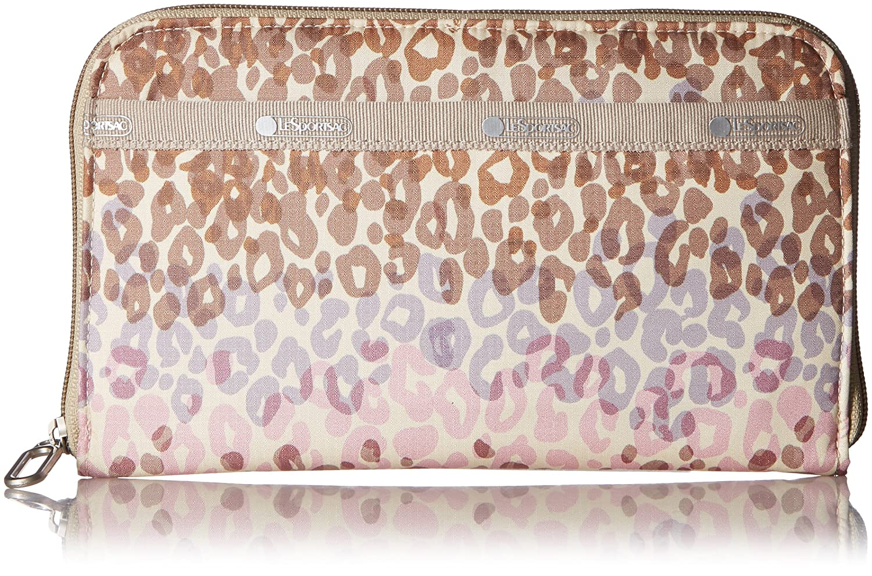LeSportsac Essential Everyday財布 B01L10KNP4 Cheetah Cascade