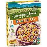 Cascadian Farm Organic Fruitful O's Cereal 10.2 oz Box