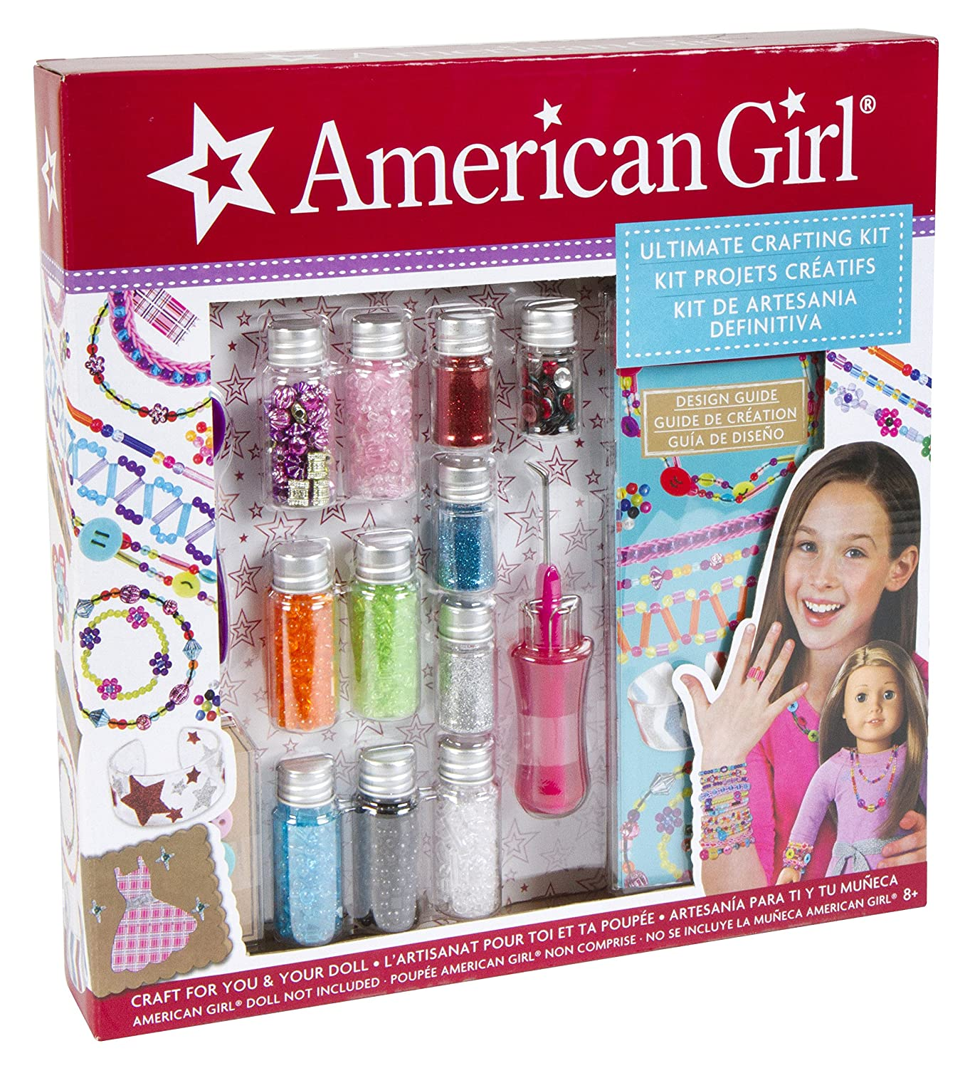 Amazon American Girl Ultimate Crafting Kit Toys Games