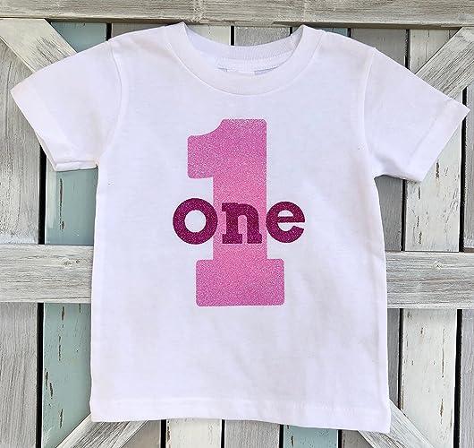 1st Birthday Shirt One Year Old 1 Boy