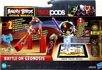 Hasbro Angry Birds Star Wars Telepods Duel with Count Dooku: Amazon.es: Juguetes y juegos