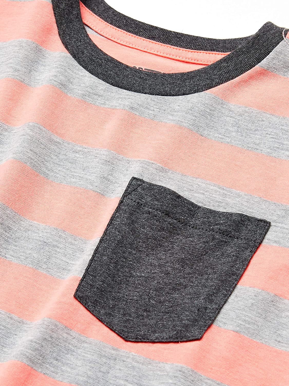 Spotted Zebra Boys 3-Pack Short-Sleeve Novelty T-Shirts Brand