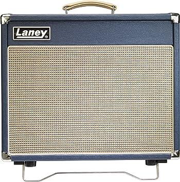 Laney l20t112 - Amplificador con lámpara para guitarra azul: Amazon.es: Instrumentos musicales