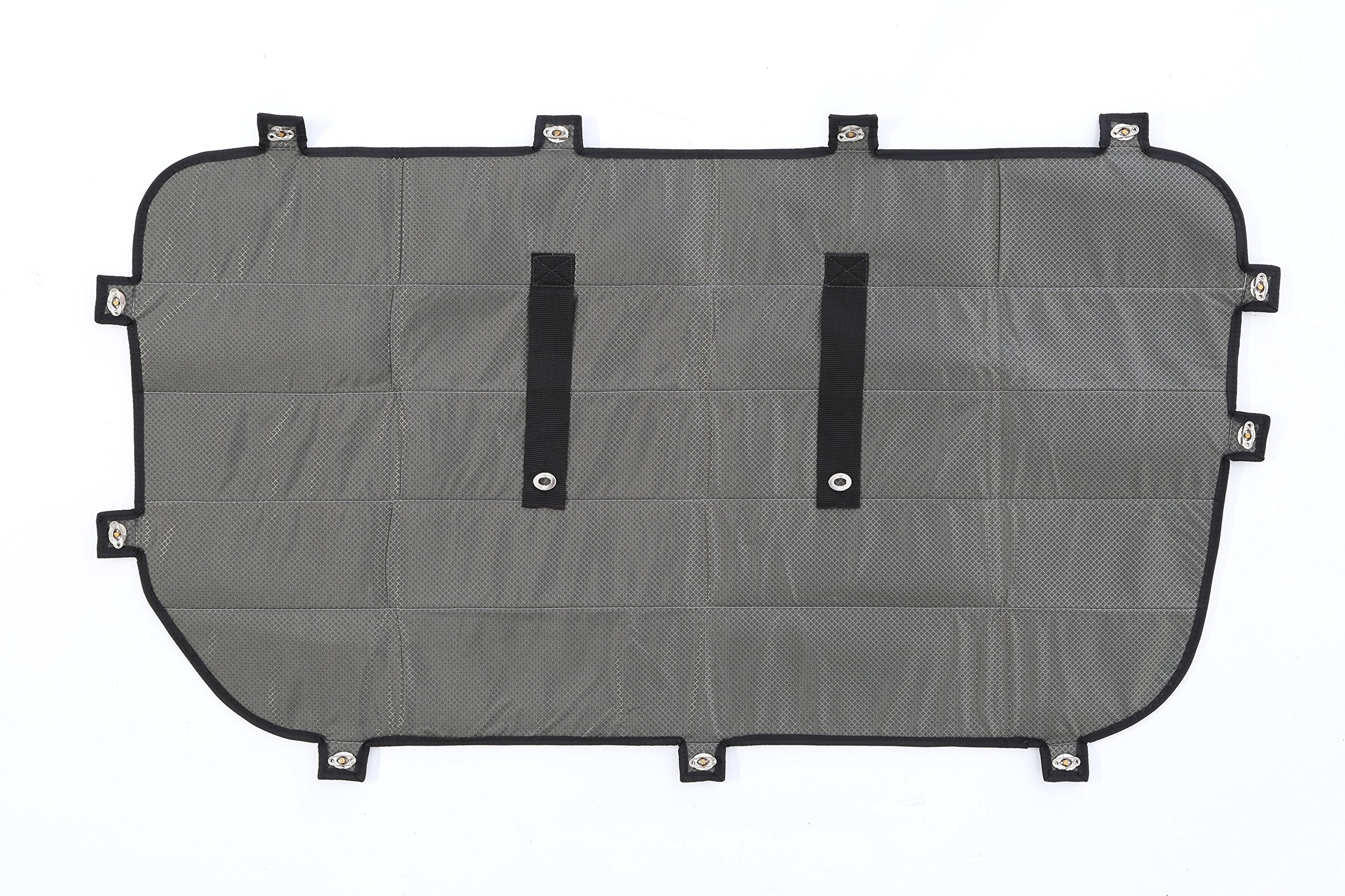 07+ Sprinter Van Driver's Side Galley Window Sun Shade/Privacy Cover, Inset by RB Components (Image #3)