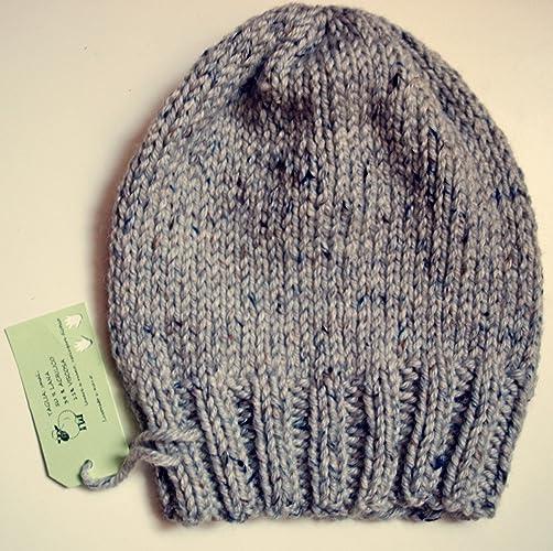 Cappello twist tweed  Amazon.it  Handmade dbdce667c818