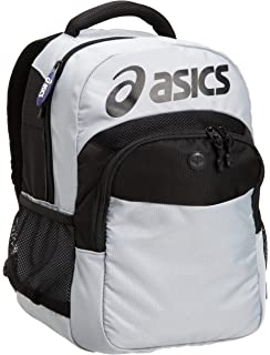 Amazon.com: ASICS Unisex Adult Asics Team Cinch Bag,Pink-Black,One ...