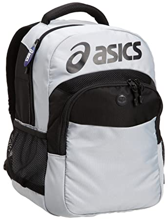 asics backpack purple