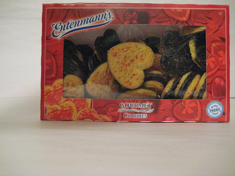 De Entenmann Gourmet Manteca de San Valentín Corazón Cookies ...