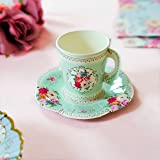 Talking Tables TS6-CUPSET Truly Scrumptious Vintage