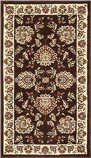 Sultan Sarouk Brown Oriental 2x4 23 X 311 Area Rug