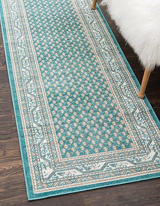 Amazon Com Unique Loom Williamsburg Collection Traditional Border