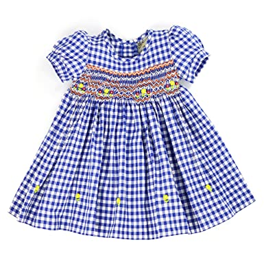 3d74671d1 Amazon.com  sissymini - Infant and Toddlers (12M-4T) Hand Smocked ...