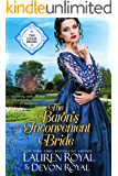 The Baron's Inconvenient Bride: A Sweet Historical Romance (The Chase Brides Book 6)