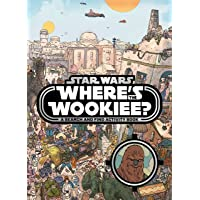 Star Wars: Where's the Wookiee? Search and Find Activity Book