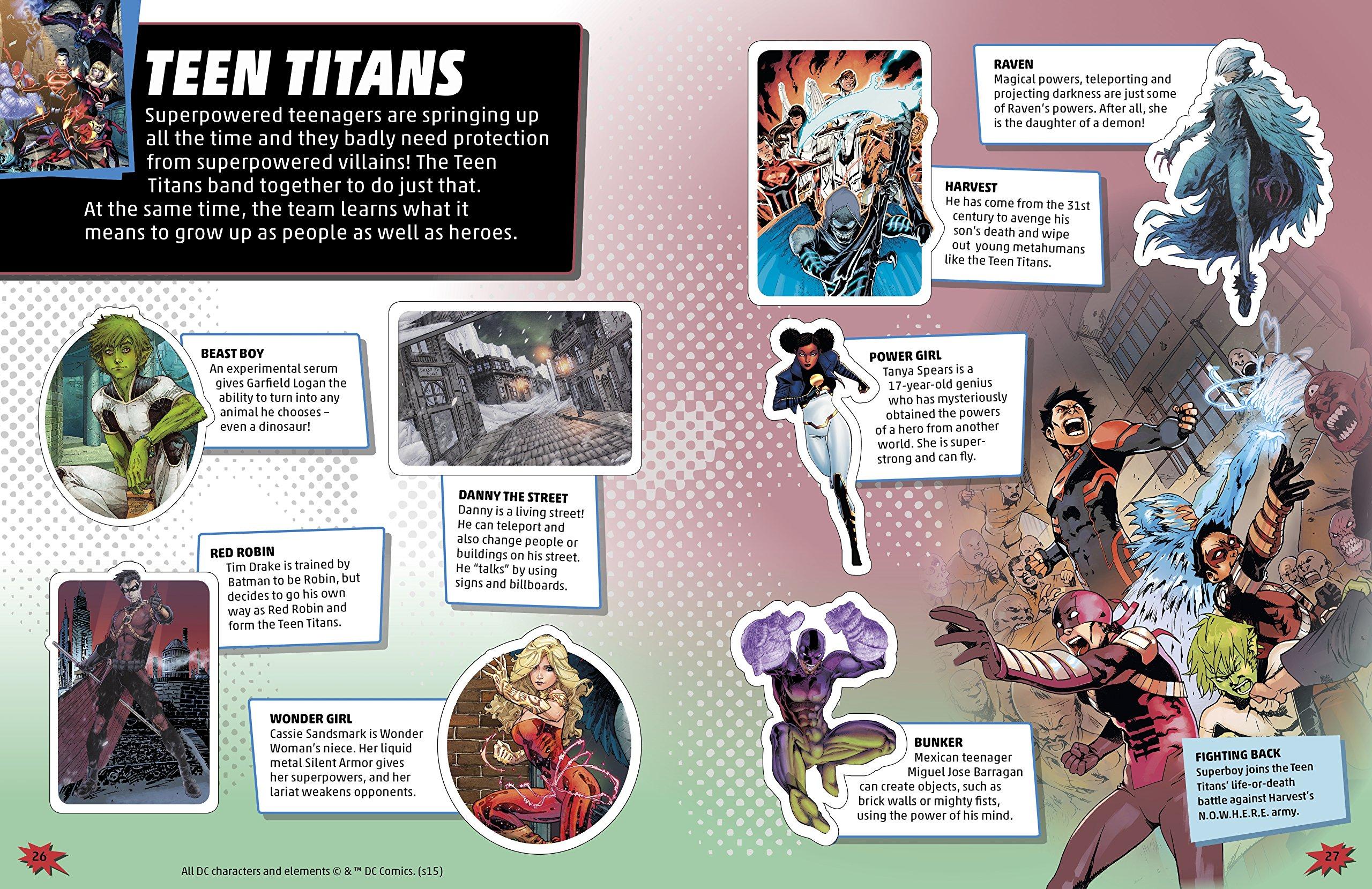 Fantastisch Teen Titans Malbuch Galerie - Malvorlagen Von Tieren ...