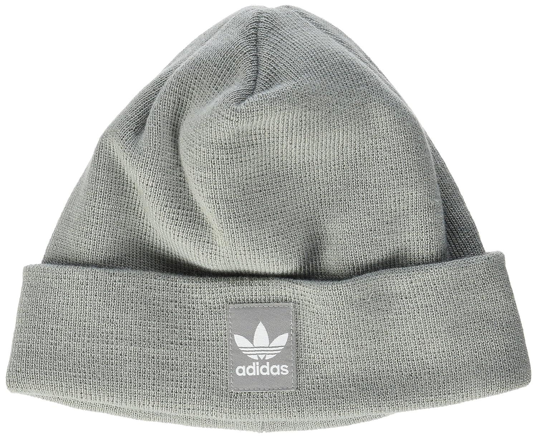 c4507cad2 adidas Logo Beanie Hat, Unisex, Logo, Mgh Solid Grey/White, OSFM:  Amazon.co.uk: Sports & Outdoors