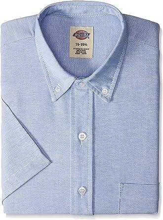 Dickies Occupational Workwear SS46LB Camisa Oxford de ...