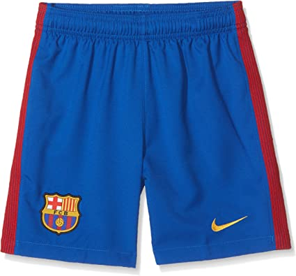 Nike Barcelona Away Kids Shorts 2017//2018