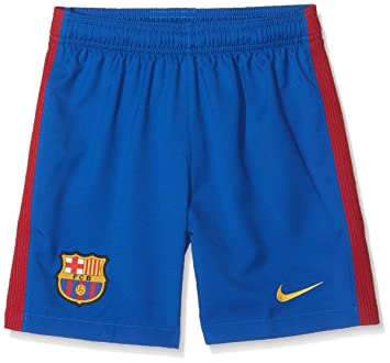 Nike Fcb Yth Ha3G Stadium Pantalón Corto Línea F.C. Barcelona 79580c4fe06