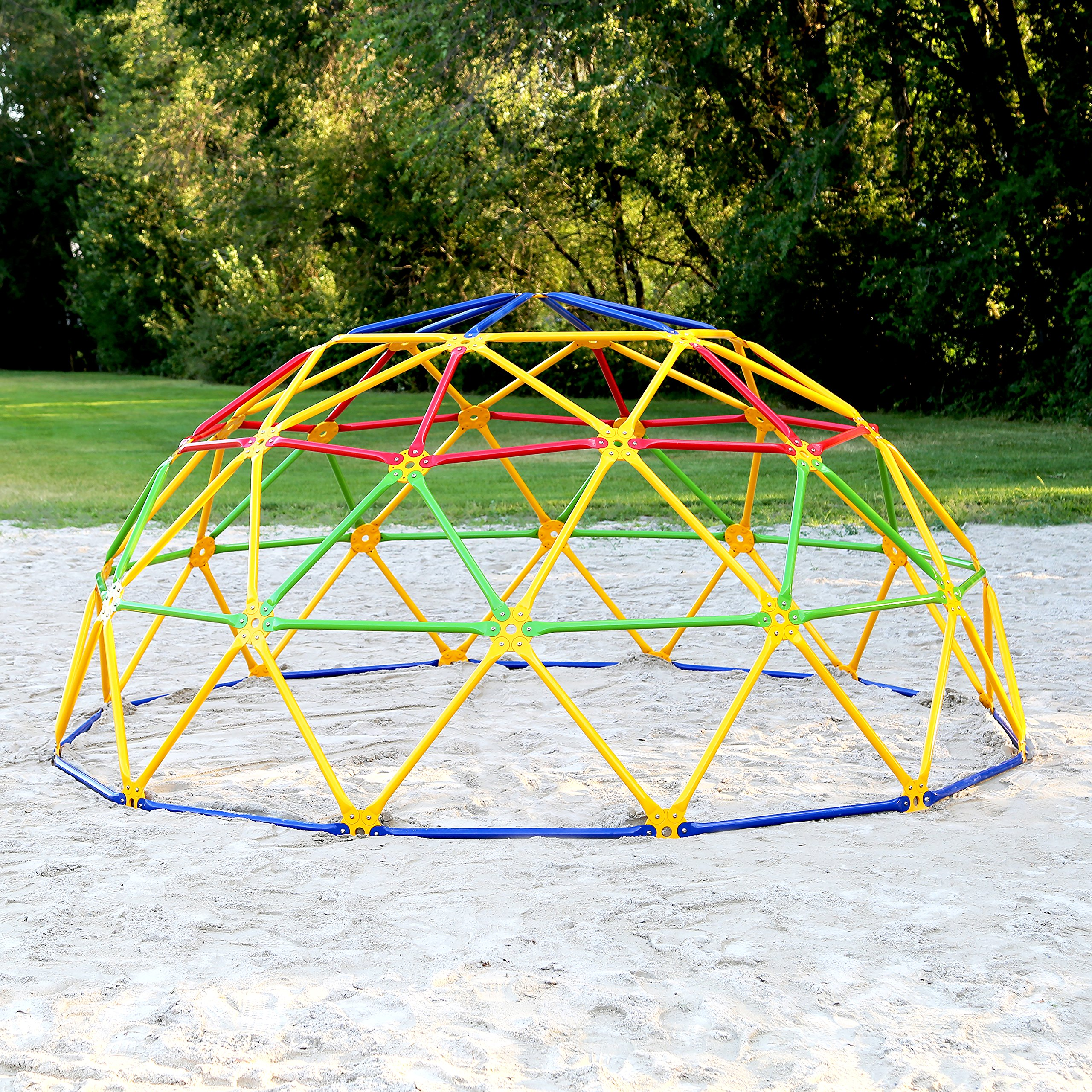 Skywalker Sports Geo Dome Climber with Swing Set by Skywalker Sports (Image #8)