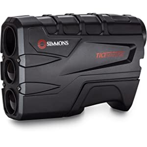 Simmons LRF 600 laser tilt intelligent Rangefinder
