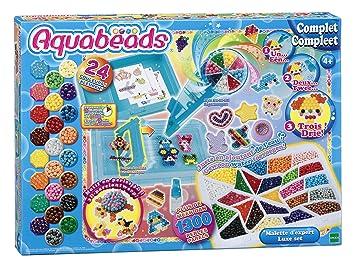 AQUA BEADS Aquabeads 31189 - Maletín de Experto: Amazon.es: Juguetes y juegos